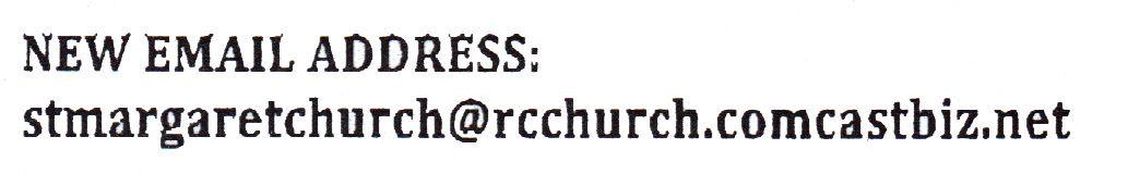 new emal address